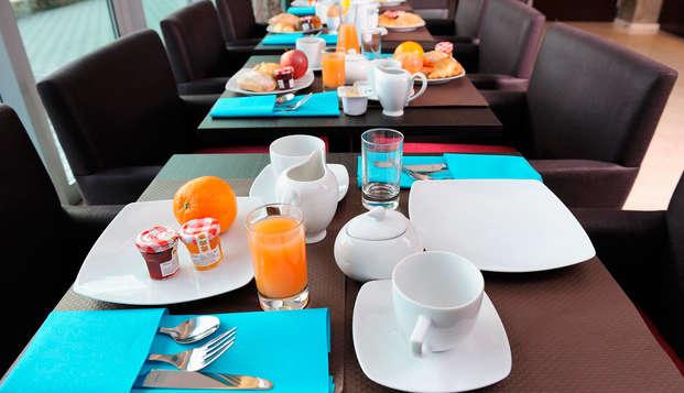 Residhome Les Berges de La Loire - breakfast
