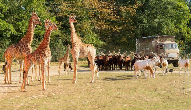 Tour du monde animalier en famille