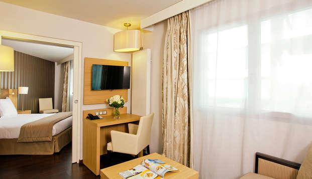 Week-end en famille ou entre amis dans un appartement à Nantes