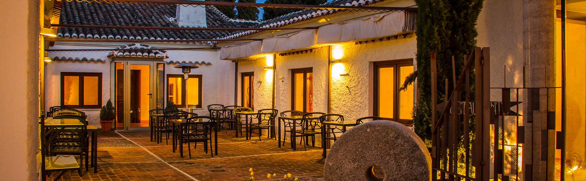 Escapada con desayuno a la carta en un precioso hotel en Torrijos