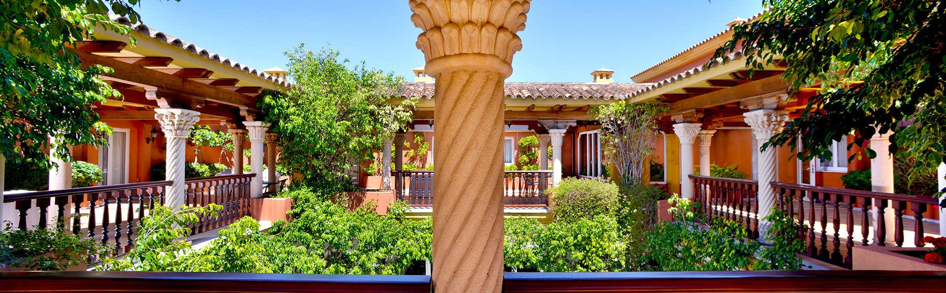 Découvrez la Costa de la Luz dans un hôtel au style typiquement andalou