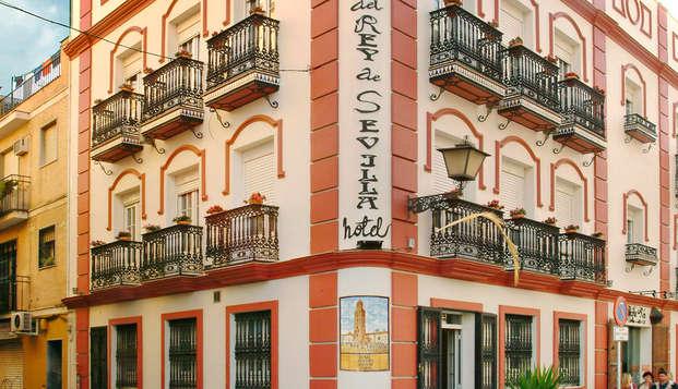 Alcoba del Rey de Sevilla Boutique Hotel - front