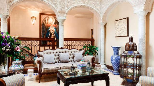 Revive el legado Andalusí: escapada en un Hotel Boutique de 4* en el centro de Sevilla