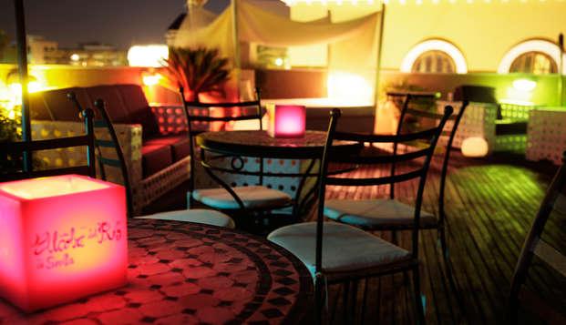 Alcoba del Rey de Sevilla Boutique Hotel - terrace