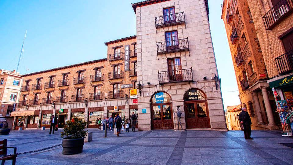Hotel Sercotel Alfonso VI - EDIT_front.jpg