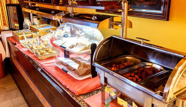 Hotel Bellavista Sevilla - Breakfast