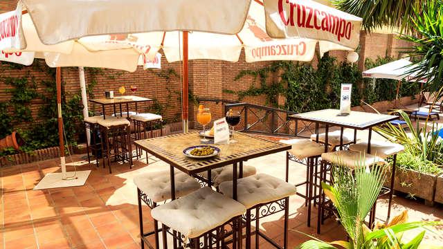 Hotel Bellavista Sevilla - Terrace