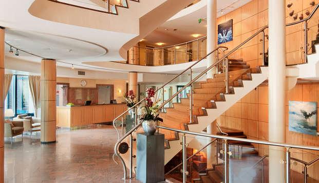 Profitez d'un séjour luxueux au Hilton avec votre famille
