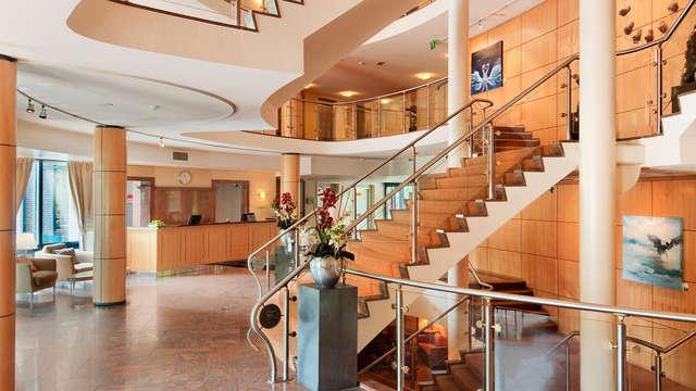 Early Bird: Geniet samen met het gezin van een luxe DoubleTree by Hilton verblijf