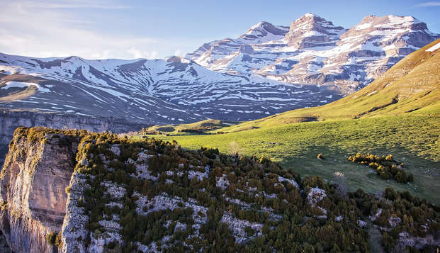 Escapada con cena en el Parque Nacional de Ordesa y Monte Perdido