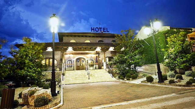 Hotel Area Tudanca Aranda