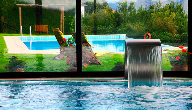 Escapada con Spa en entorno ideal en Asturias