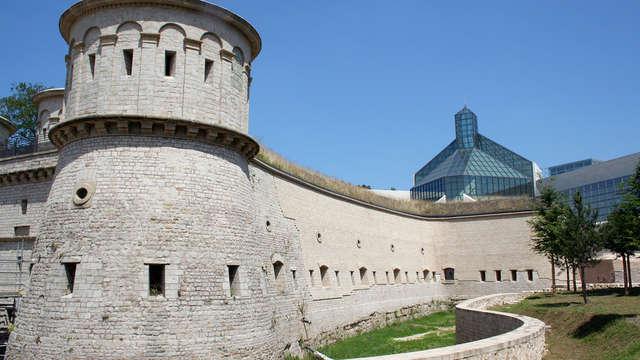 Alla scoperta della capitale del Lussemburgo