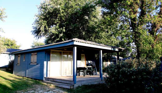 Cottage pour deux personnes près de la mer sur l'Île d'Oléron
