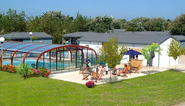 Brise maritime & cottage pour 6 personnes sur l'Île d'Oléron