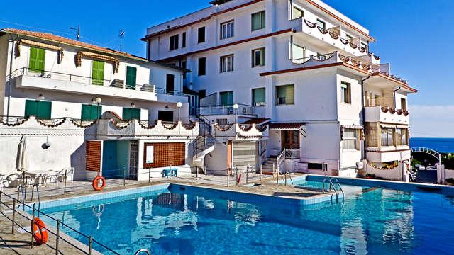 Soggiorno in elegante hotel alle porte di Sanremo