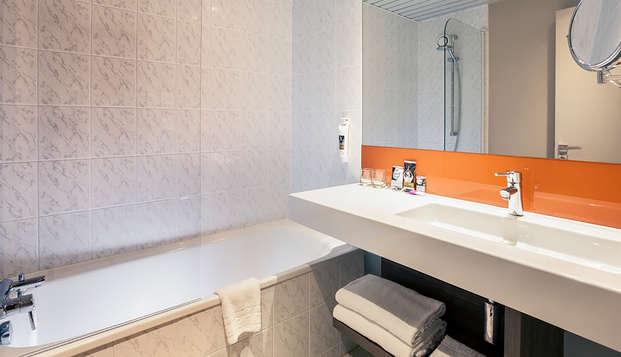 Mercure Marne la Vallee Bussy St Georges - Bathroom