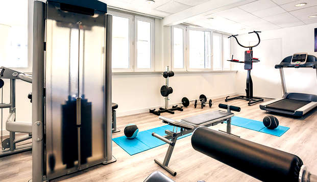 Mercure Marne la Vallee Bussy St Georges - Gym