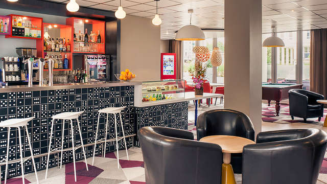 Mercure Marne la Vallee Bussy St Georges - Bar