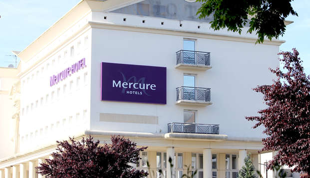 Mercure Marne la Vallee Bussy St Georges - Front
