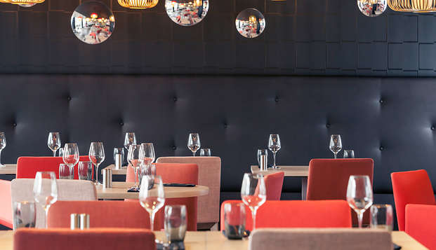 Mercure Marne la Vallee Bussy St Georges - Restaurant