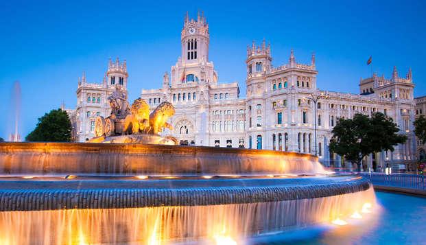 Escapada Familiar cerca de Madrid: Disfruta de Léganes con desayuno incluido