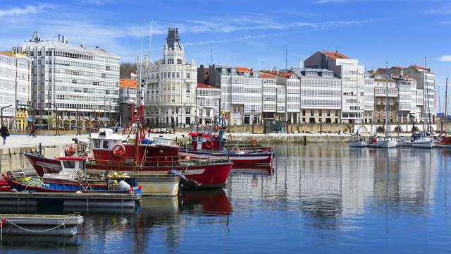 Ciudades Imprescindibles: Escapada con encanto en A Coruña