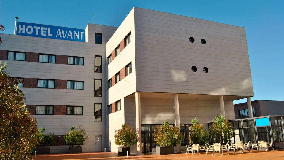 Hotel Avant Aeropuerto - EDIT_front.jpg