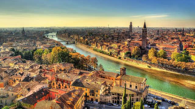 Charme in hotel da 4* tra Peschiera del Garda e Verona