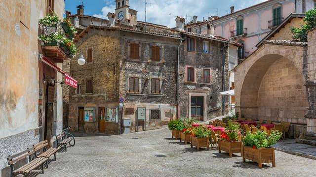 A pochi passi dal centro storico de L'Aquila in un hotel nuovo e confortevole