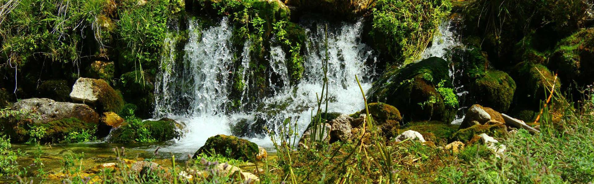 Escapada 4* con vistas impresionantes al parque nacional Sierra de Cazorla.