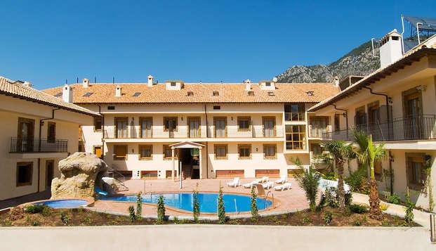 Pensione Completa in hotel rurale 4* nel Parco Naturale di Cazorla
