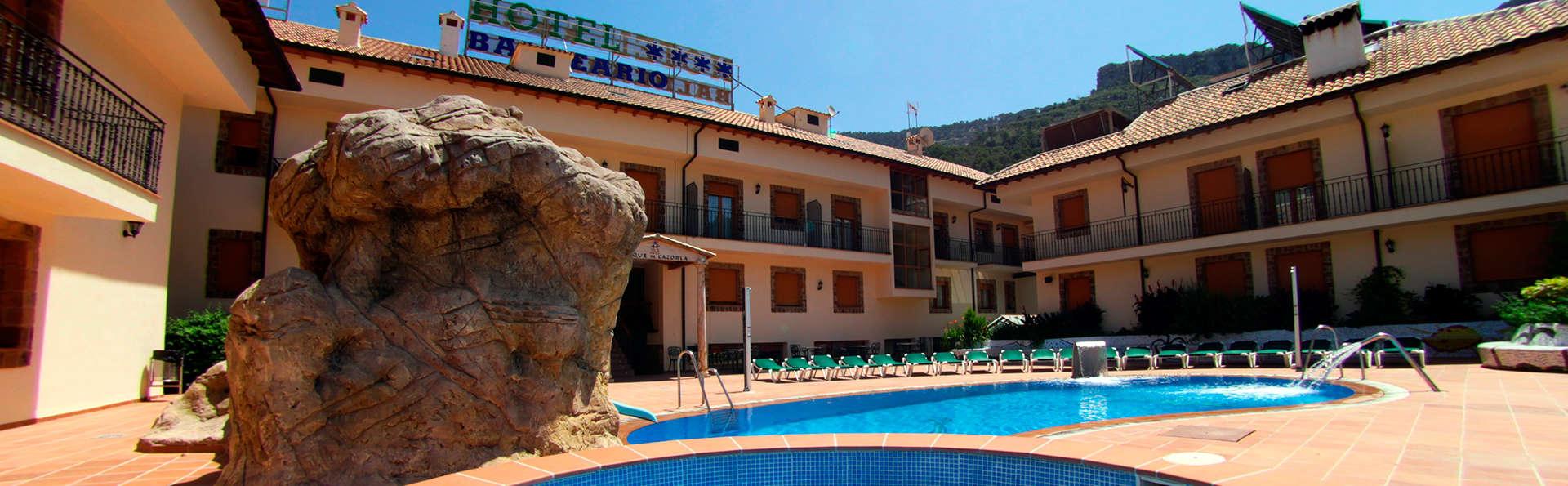 Descubre el Parque Natural de Cazorla en este Hotel Rural 4*