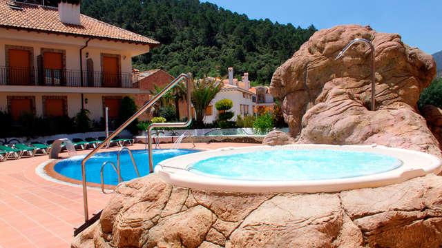 Mini-vacances dans la Sierra de Cazorla en pension complète avec accès au spa (à partir de 3nuits)