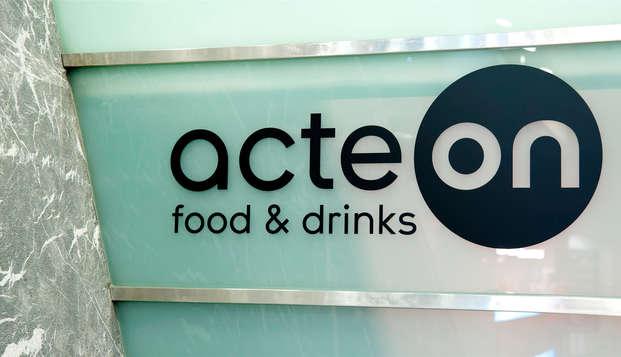 Hotel Sercotel Acteon Valencia - NEW entrydetail