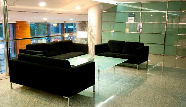 Hotel Sercotel Acteon Valencia - NEW lobby