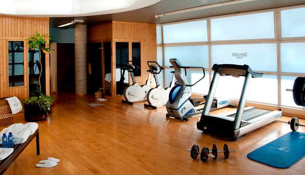 Hotel Sercotel Acteon Valencia - NEW spa