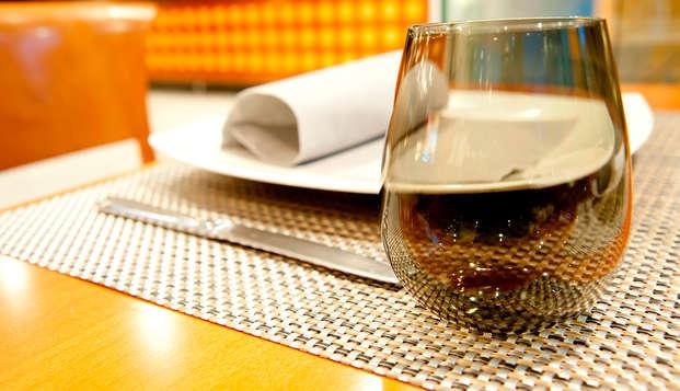 Hotel Sercotel Acteon Valencia - NEW restaurant