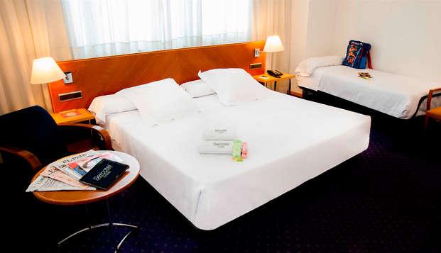 Hotel Sercotel Acteon Valencia - NEW room