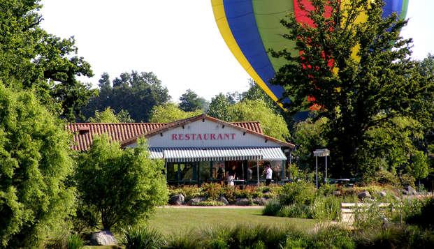 Natura Resort Pescalis - View