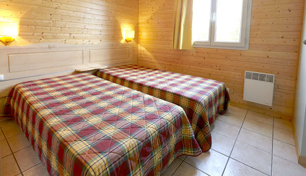 Natura Resort Pescalis - Room