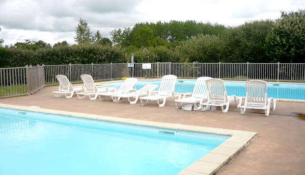 Natura Resort Pescalis - Pool