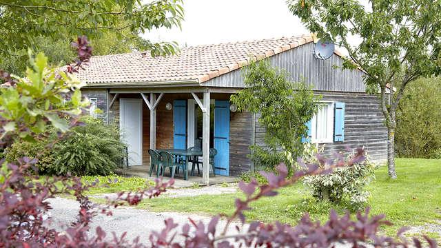 Natura Resort Pescalis - Front