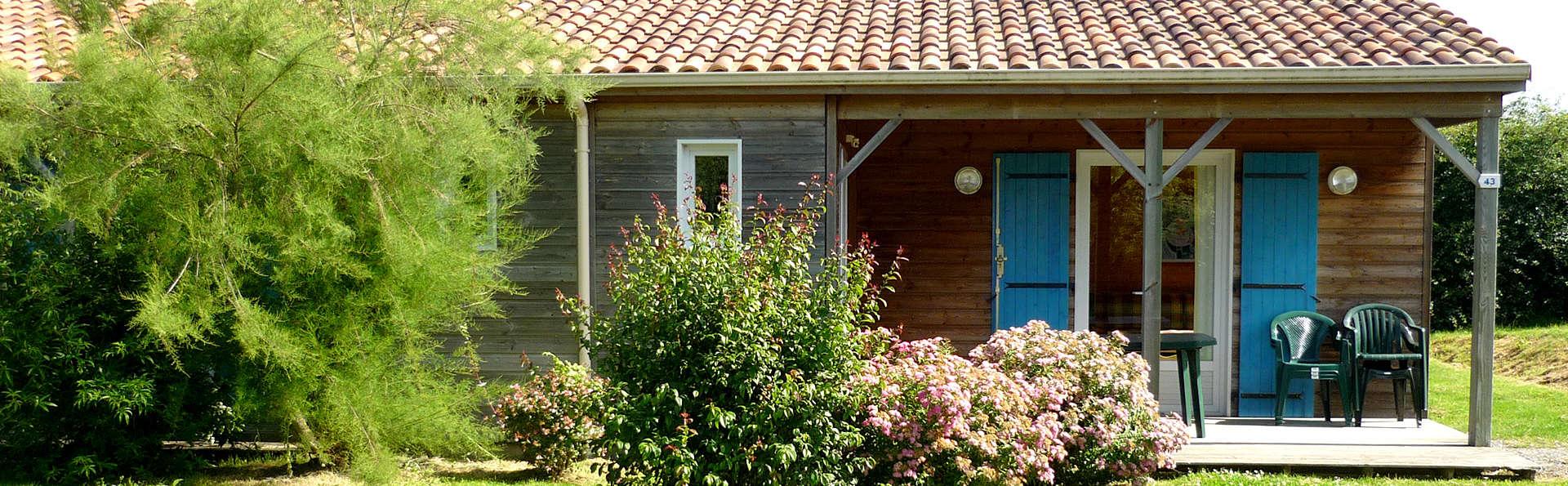 Votre chalet privé au en pleine nature près de Niort