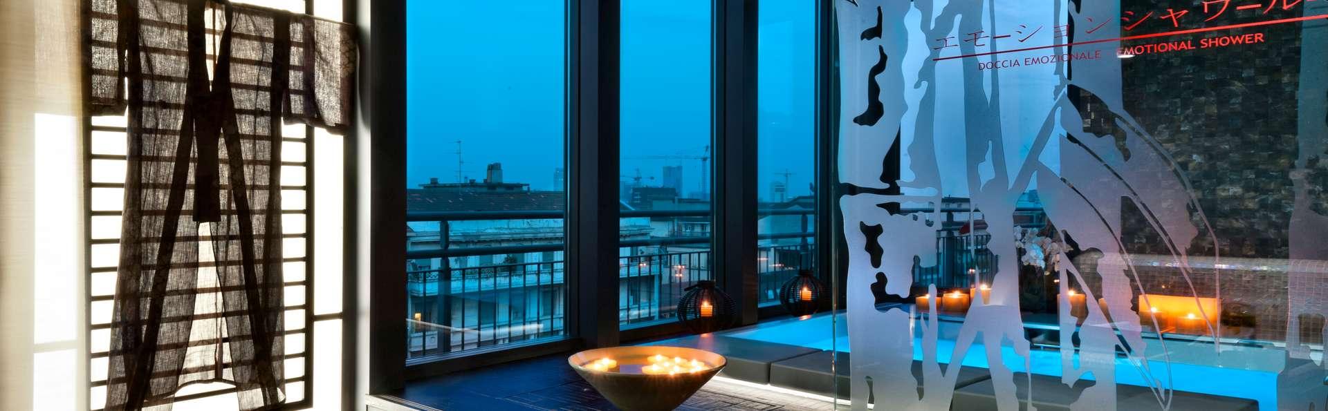 Weekend Milano con accesso alla spa a partire da 170€