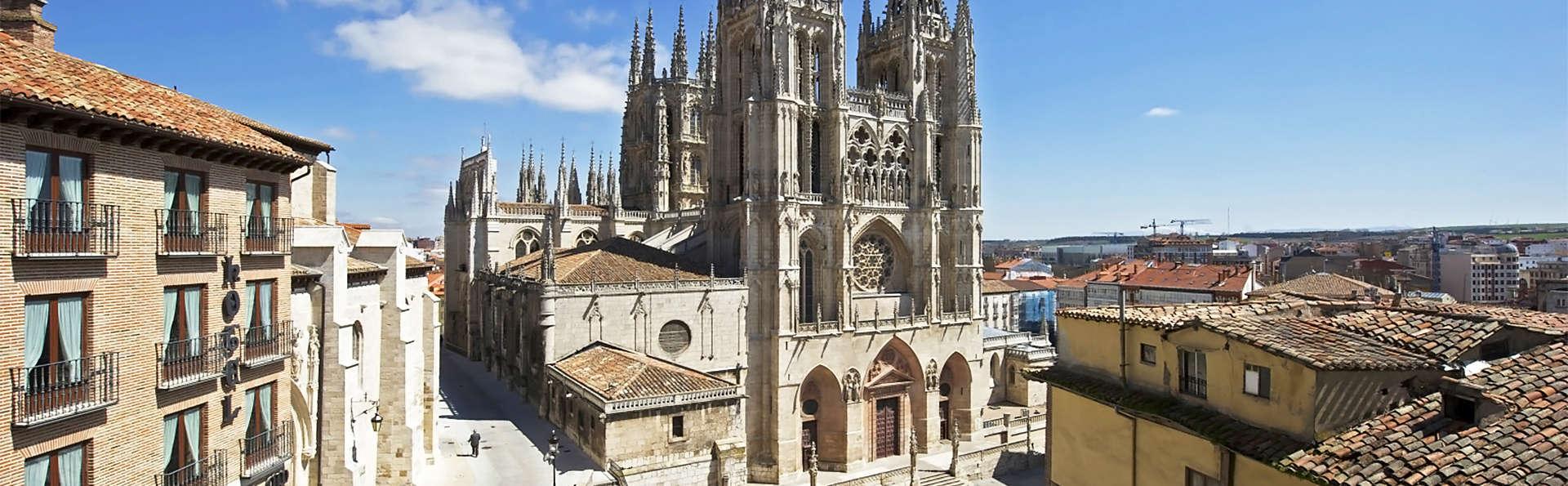 Escapada en un hotel boutique en el centro de Burgos con detalle de bienvenida de regalo