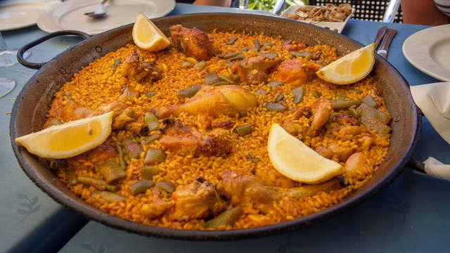 Soggiorno culturale a Valencia con visita guidata del centro città