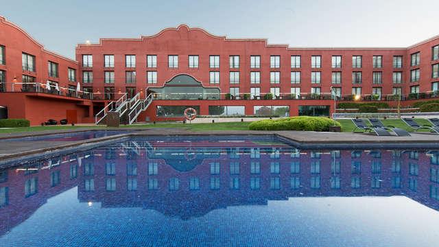 Disfruta a tu aire en un precioso hotel cerca de Barcelona