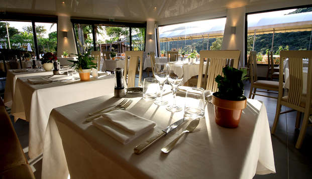 Domaine de l Oriu - Restaurant