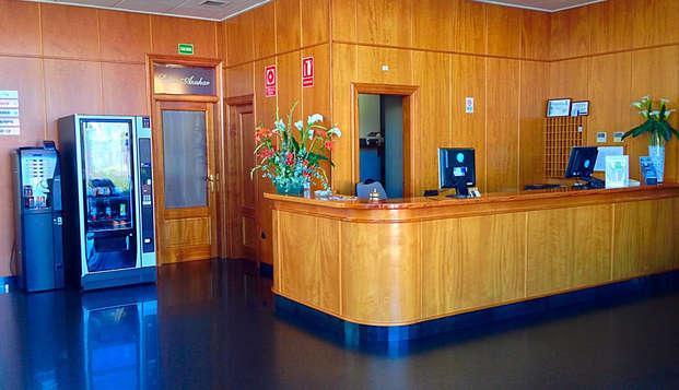 Hotel Bartos - reception